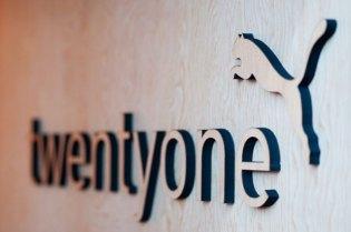 PUMA TWENTYONE Concept Store @ BOXPARK