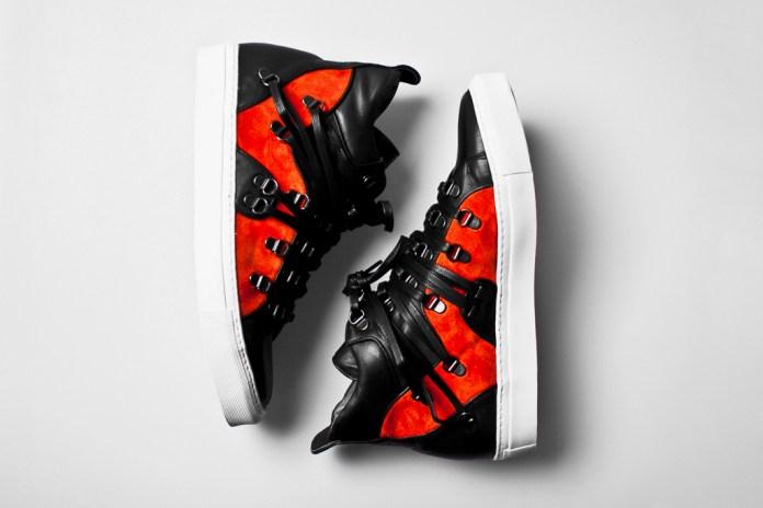 Raf Simons D-Ring Sneakers