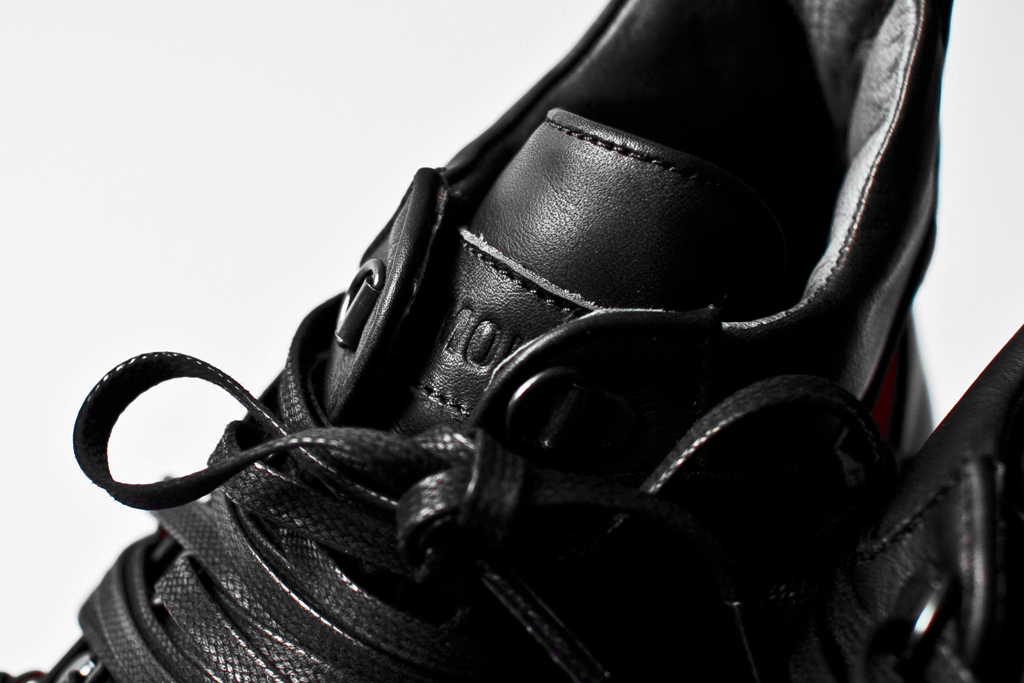 raf simons d ring sneakers