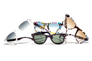 "Ray-Ban 2012 Spring/Summer Wayfarer ""Rare Prints"" Collection"