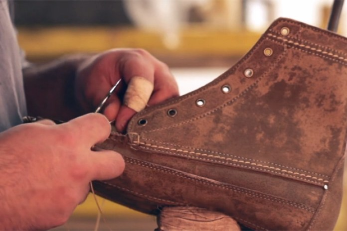 Red Wing Handsewn Collection Video