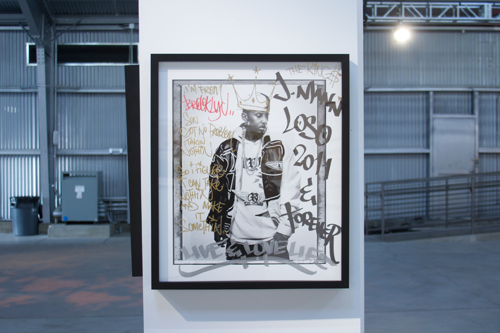 "Reebok presents ""CLASSIC"" by Jonathan Mannion Exhibition @ Milk Studios Recap"