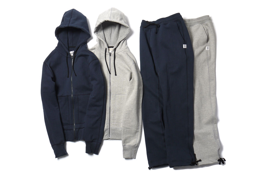 Reigning Champ 2012 Spring/Summer Collection