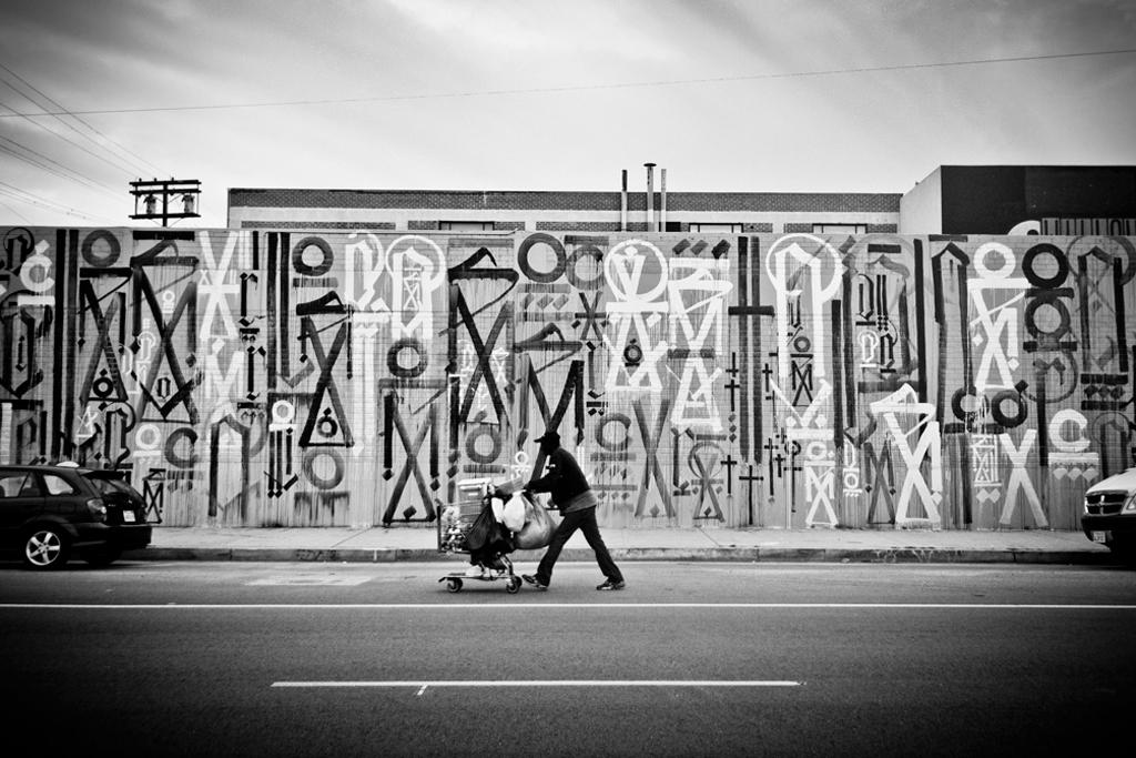 Retna @ Los Angeles