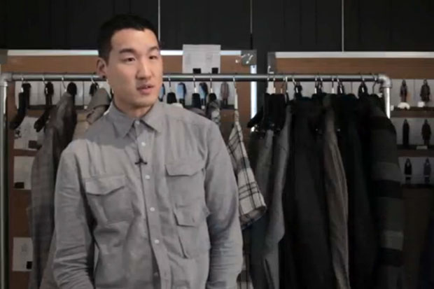 Richard Chai for Palladium 2012 Capsule Collection Video