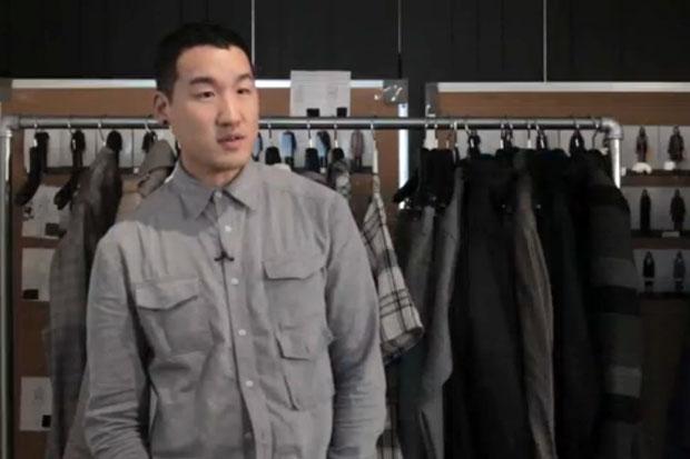 Richard Chai for Palladium 2012 Capsule Collection Video