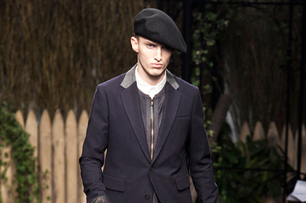 Robert Geller 2012 Fall/Winter Collection