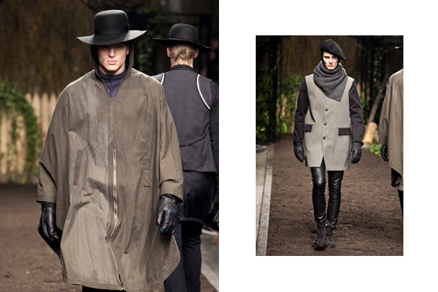 Robert Geller 2012 Fall/Winter Collection