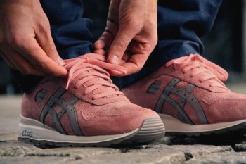 """Ronnie Fieg x ASICS GT-II """"Rose Gold"""" Preview"""