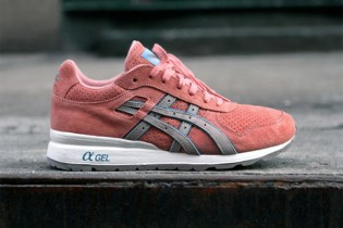 "Ronnie Fieg x ASICS GT-II ""Rose Gold"""