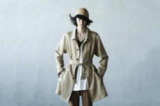 "SASQUATCHfabrix. 2012 Spring/Summer ""Japonism Sunbeam"" Collection Lookbook"