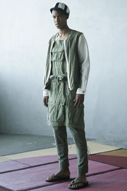 """SASQUATCHfabrix. 2012 Spring/Summer """"Japonism Sunbeam"""" Collection Lookbook"""