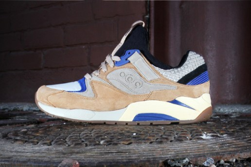 Saucony 2012 Spring/Summer Elite Grid 9000