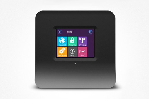 "SECURIFI ""Almond"" Touchscreen Wireless Router"