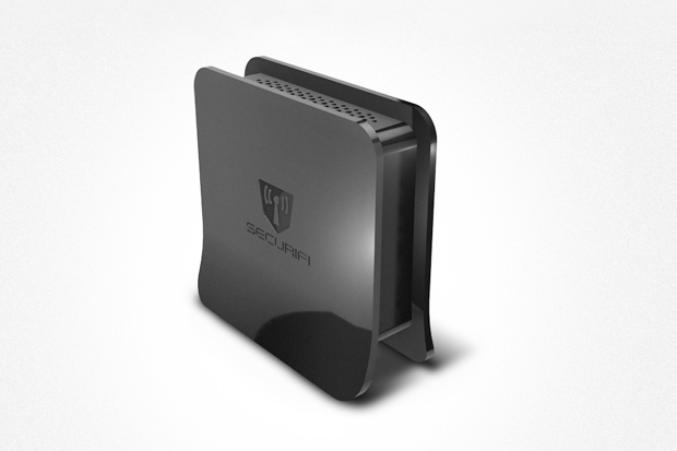 "SECURIFI ""Almond"" Touchscreen Wireless Router"
