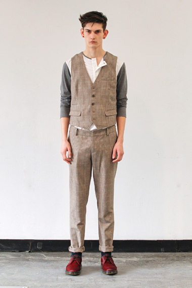 shades of grey by micah cohen 2012 fall winter collection