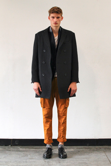 SHADES of GREY by Micah Cohen 2012 Fall/Winter Collection