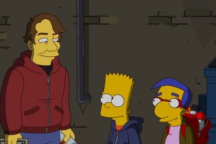 Shepard Fairey to Guest Star on The Simpsons