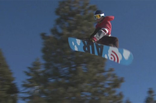 Every Third Thursday: Signal Inflatable Snowboard