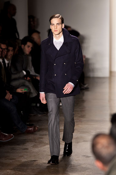 Simon Spurr 2012 Fall/Winter Collection