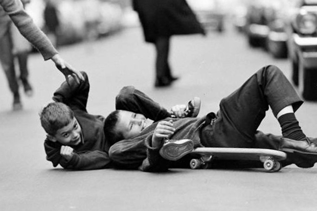 skateboarding in the 1960s