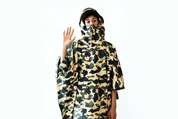 SMART: A Bathing Ape 2012 Spring/Summer Collection Editorial
