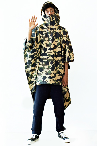 smart a bathing ape 2012 spring summer collection editorial
