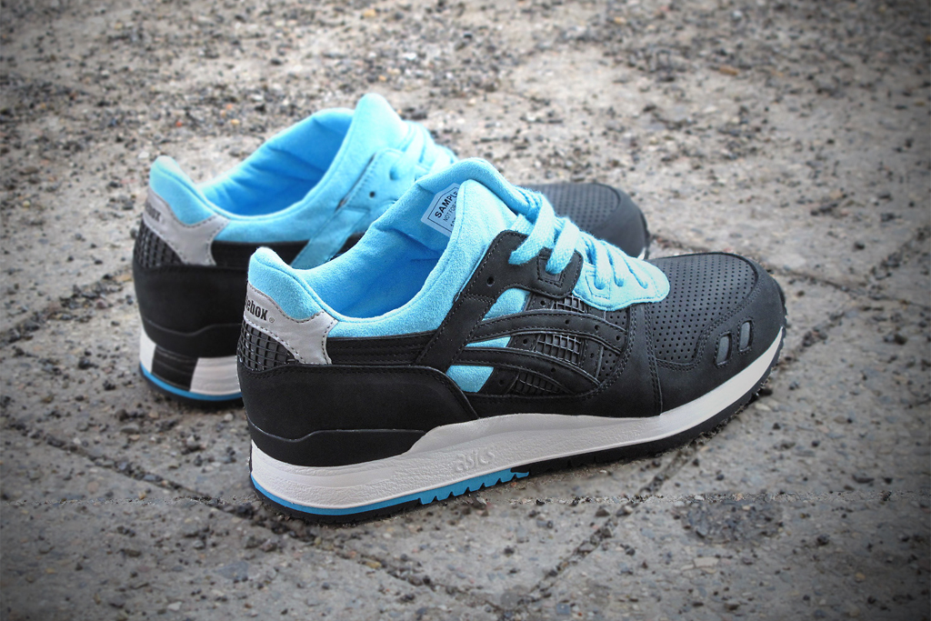 Solebox x ASICS 2012 Gel Lyte III Preview