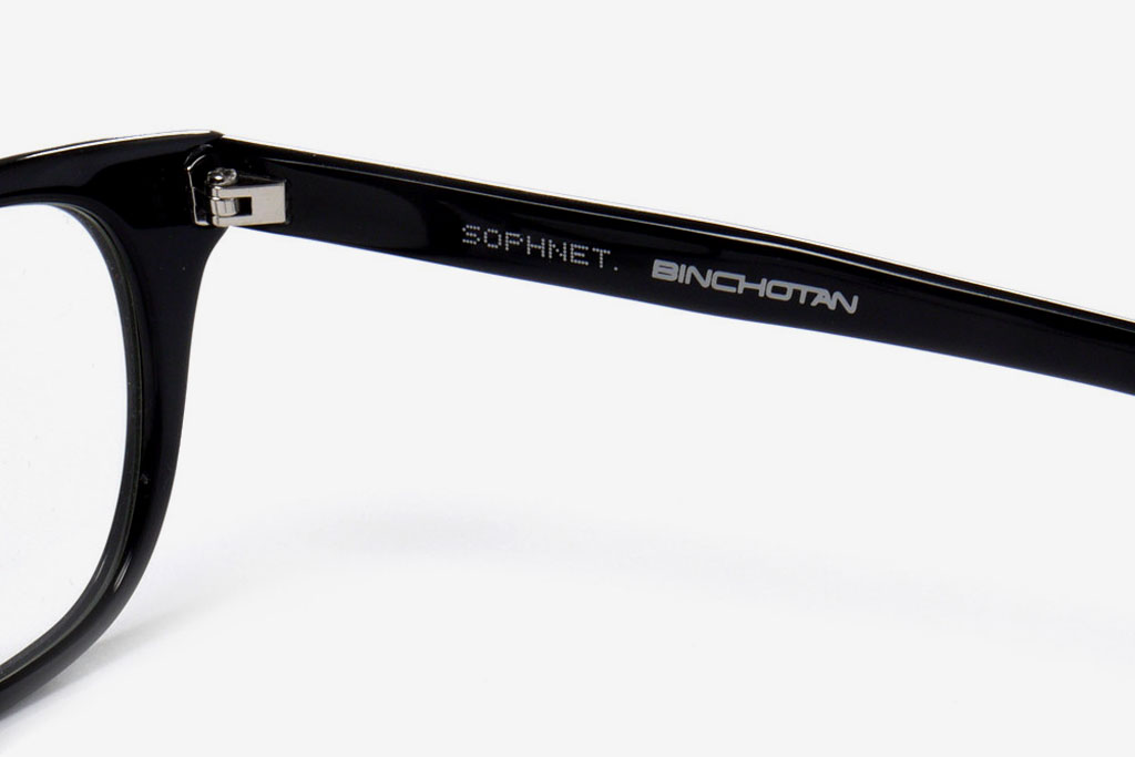 SOPHNET. Binchotan Glasses