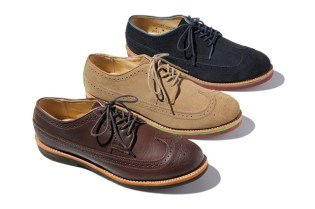SOPHNET. x Walk-Over Wingtip Classic