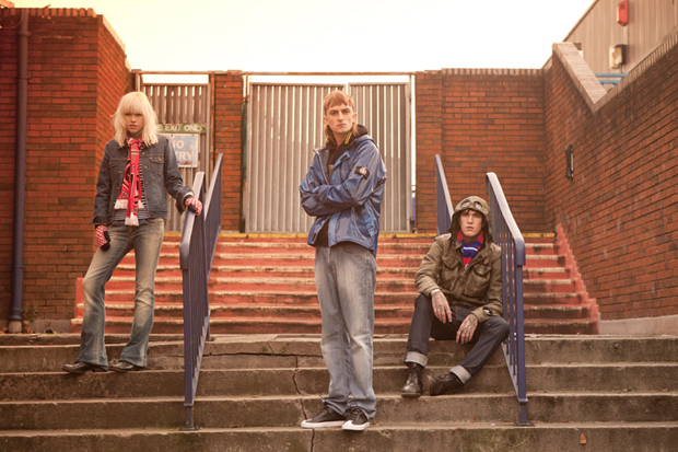 "Sportswear International ""This is England"" Editorial"