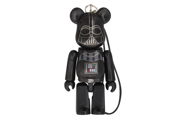 star wars x medicom toy star wars episode 1 3d bearbrick 70