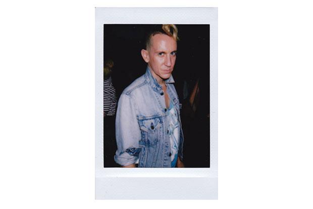 Steven Taylor: Polaroids