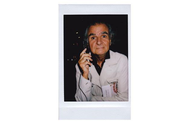 steven taylor artist polaroids