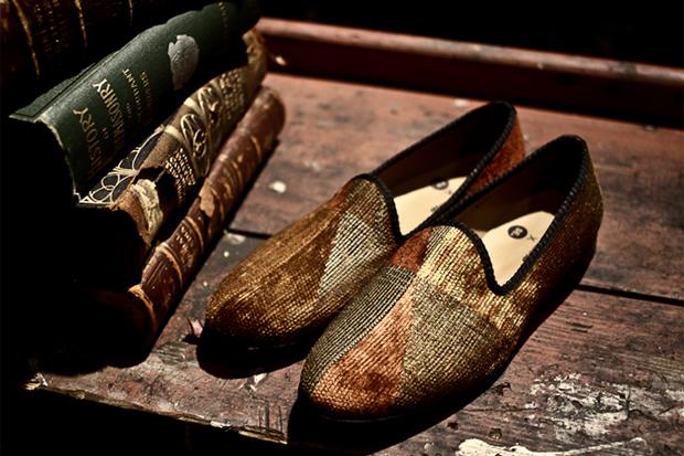Street Etiquette for Del Toro Tapestry Shoe