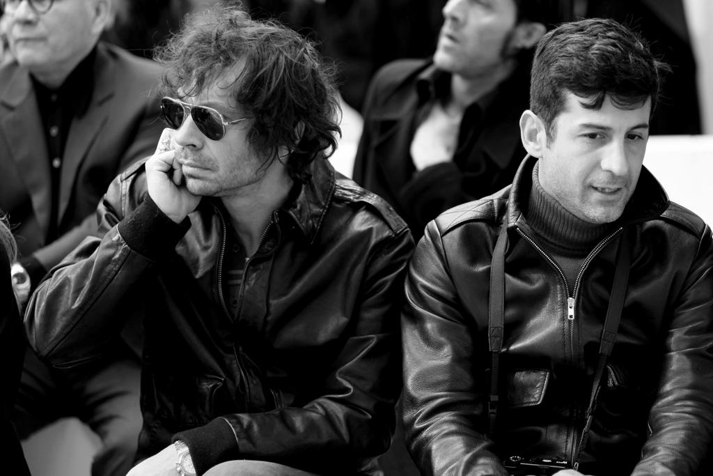 Streetsnaps: Olivier Zahm & André Saraiva