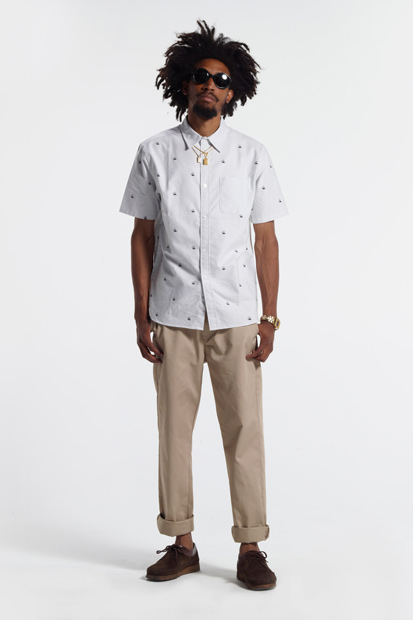 stussy 2012 spring collection lookbook 2