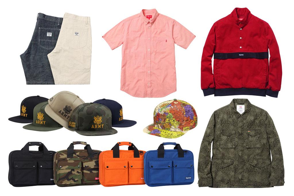 Supreme 2012 Spring/Summer Collection