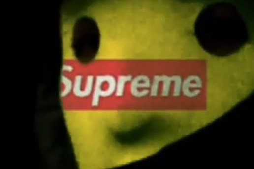 "Supreme 2012 Spring/Summer ""Pizza Face"" Video"