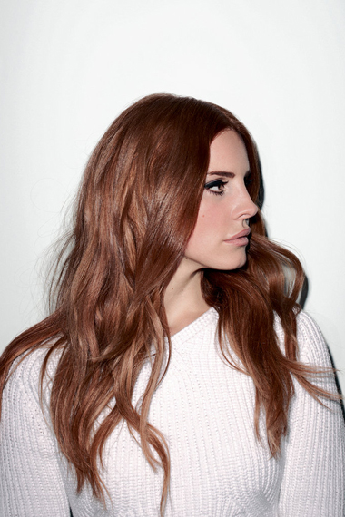 t magazine lana del rey by terry richardson