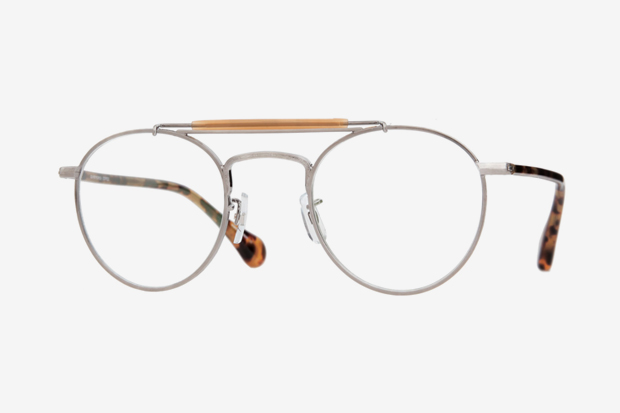 TAKAHIROMIYASHITA TheSololst. x Oliver Peoples 2012 Capsule Collection