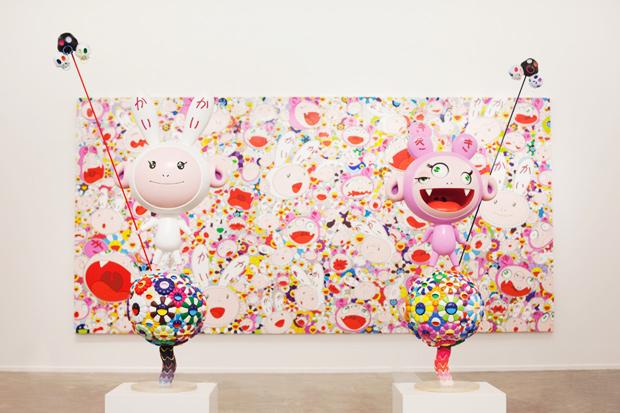 "Takashi Murakami ""Ego"" Exhibition @ Al Riwaq Exhibition Hall"