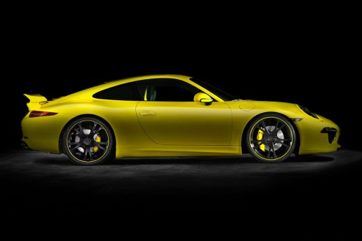 TECHART's New Porsche 911 Preview