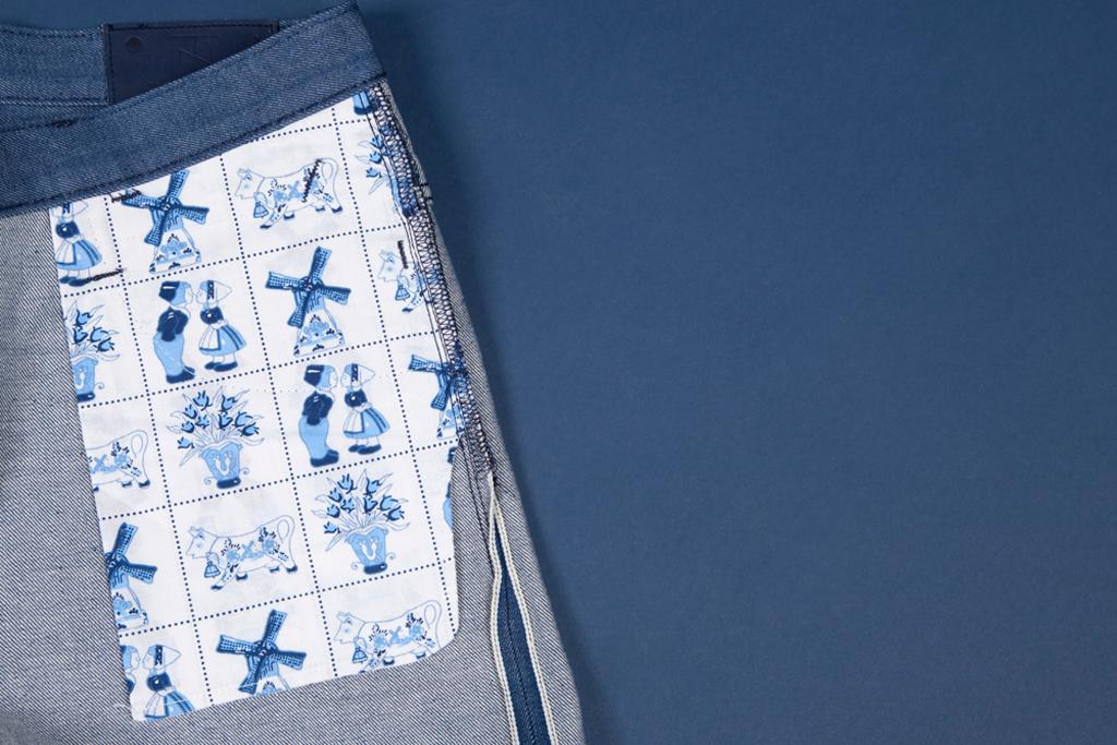 Tenue de Nîmes x Big John Natural Blue Denim