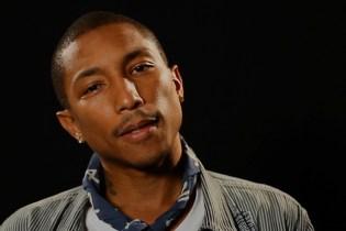 The GQ&A: Pharrell Williams