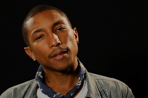 The GQ&A: Pharrell Williams