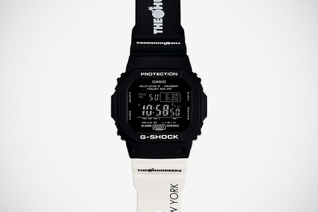 The Hundreds x Casio G-Shock GW-5610