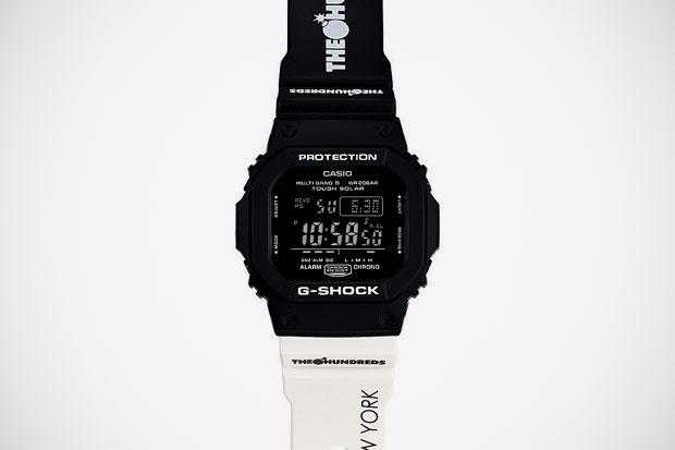 The Hundreds x Casio G-Shock GW-5610