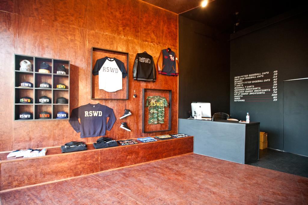 "The Hundreds x New Era ""RSWD"" Pop-Up Shop Opening"