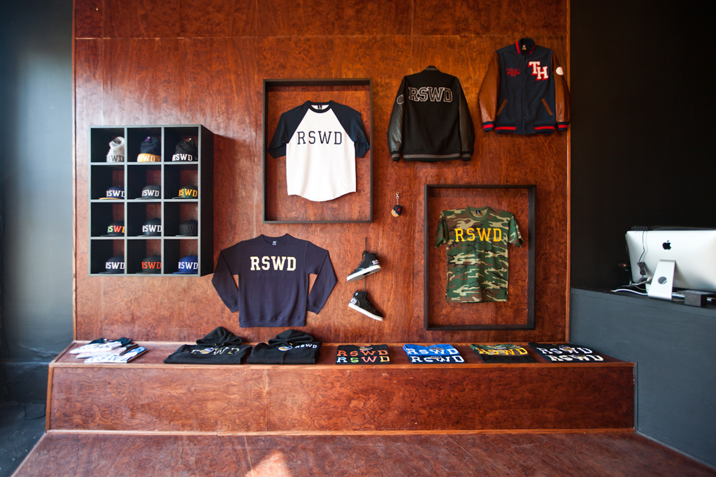 "The Hundreds x New Era ""RSWD"" Pop-Up Shop Opening"